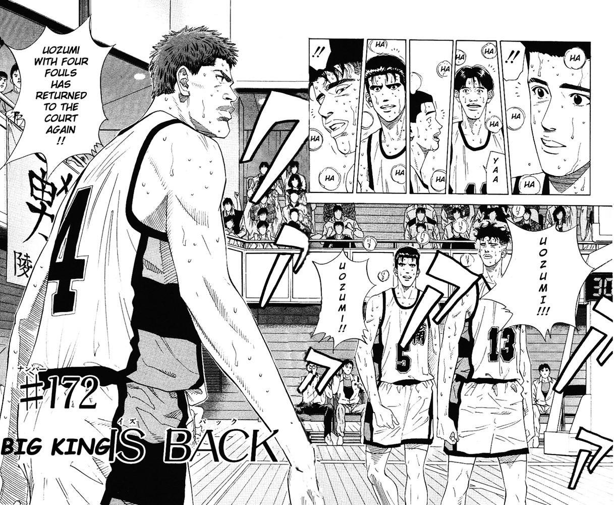 Slam Dunk Chapter 172  Online Free Manga Read Image 2