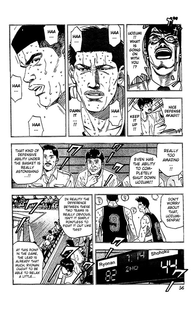 Slam Dunk Chapter 173  Online Free Manga Read Image 10