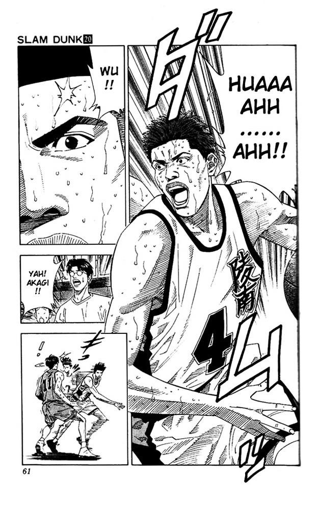 Slam Dunk Chapter 173  Online Free Manga Read Image 15