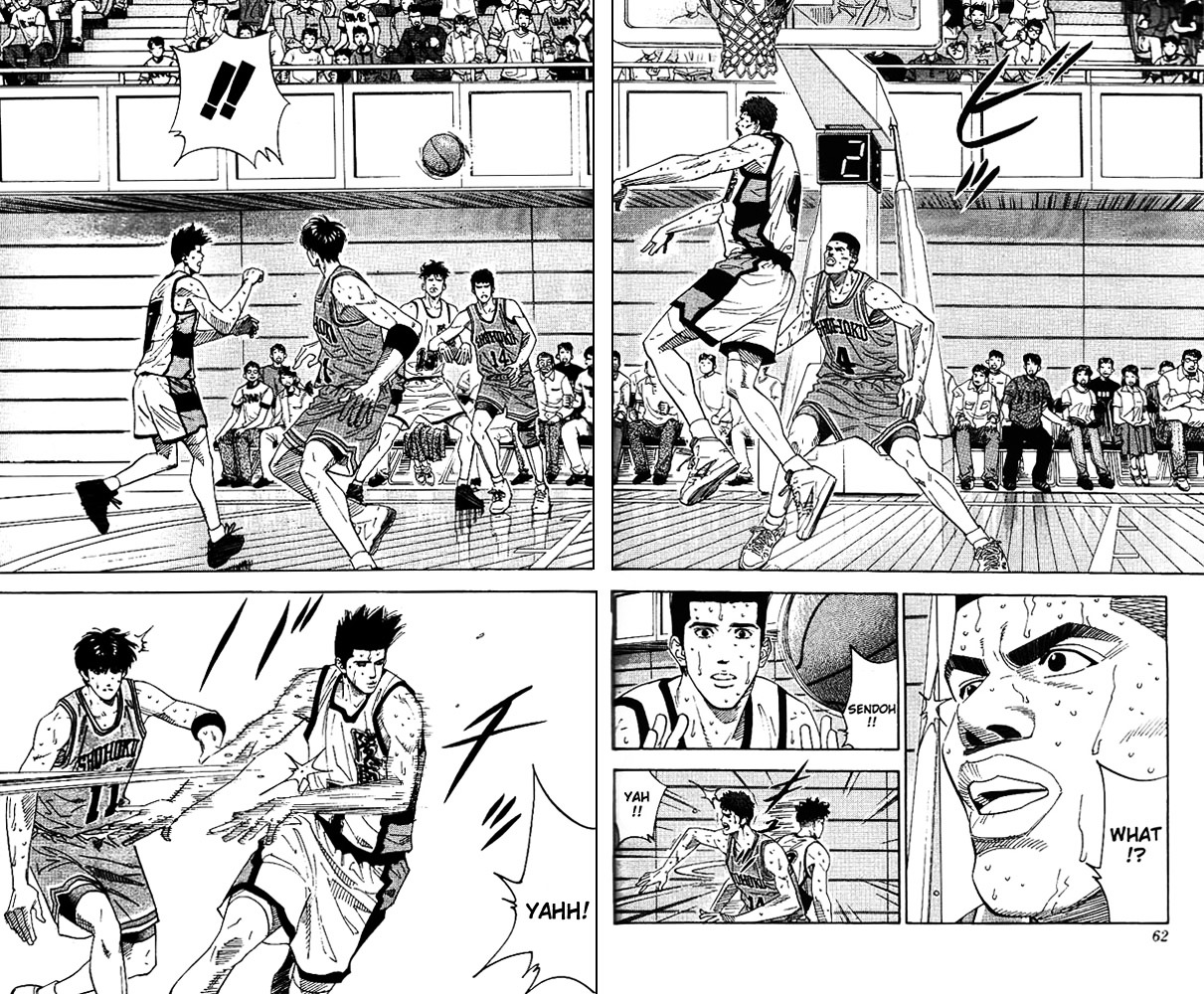 Slam Dunk Chapter 173  Online Free Manga Read Image 16