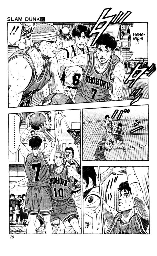 Slam Dunk Chapter 174  Online Free Manga Read Image 12