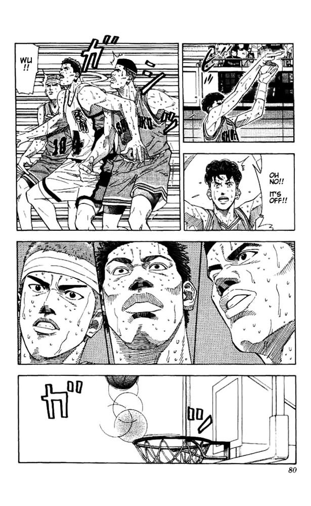 Slam Dunk Chapter 174  Online Free Manga Read Image 13