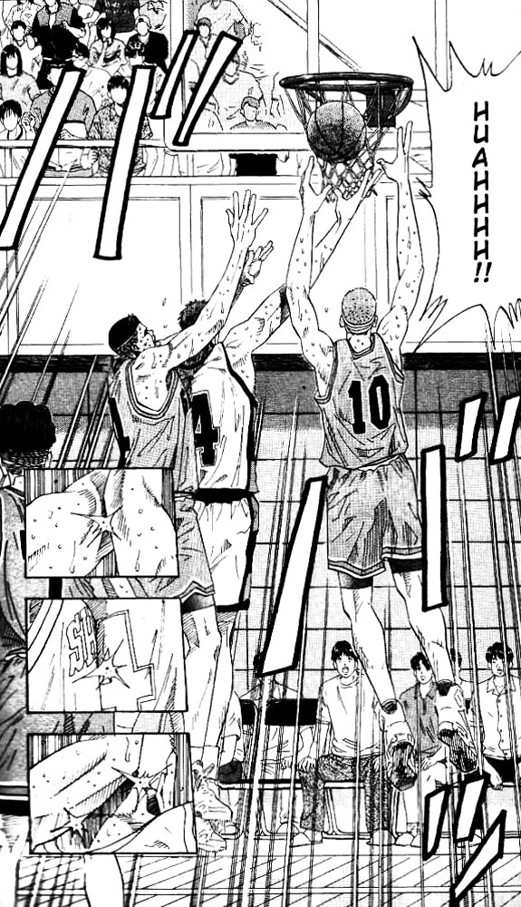 Slam Dunk Chapter 174  Online Free Manga Read Image 14
