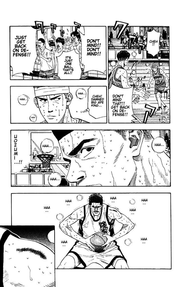 Slam Dunk Chapter 174  Online Free Manga Read Image 16