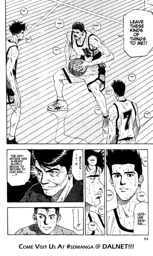 Slam Dunk Chapter 174  Online Free Manga Read Image 17