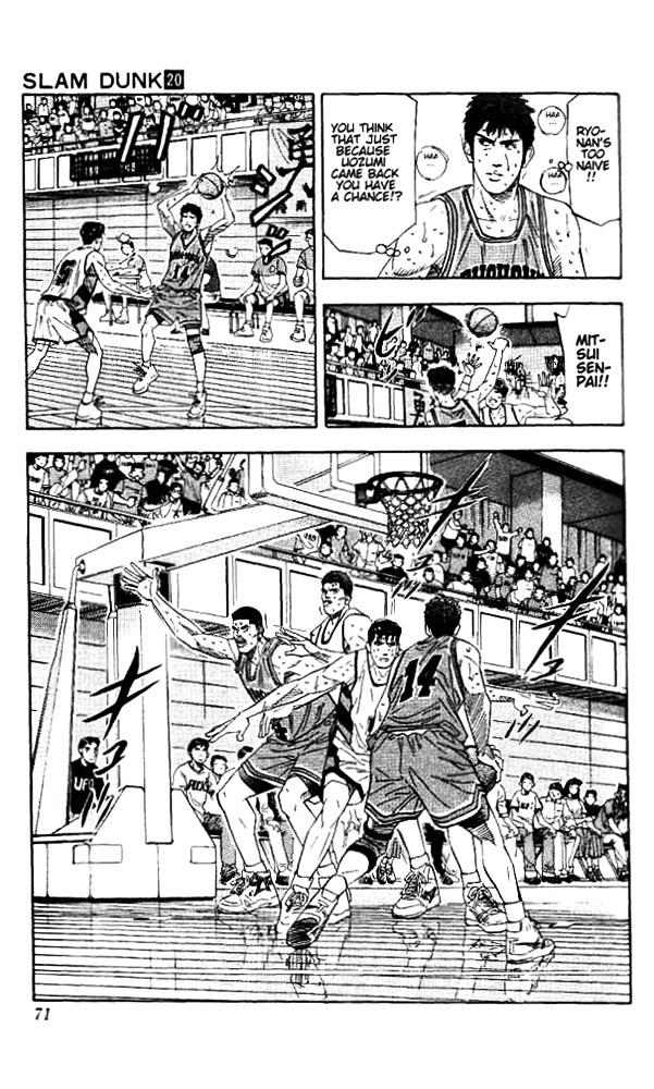 Slam Dunk Chapter 174  Online Free Manga Read Image 5