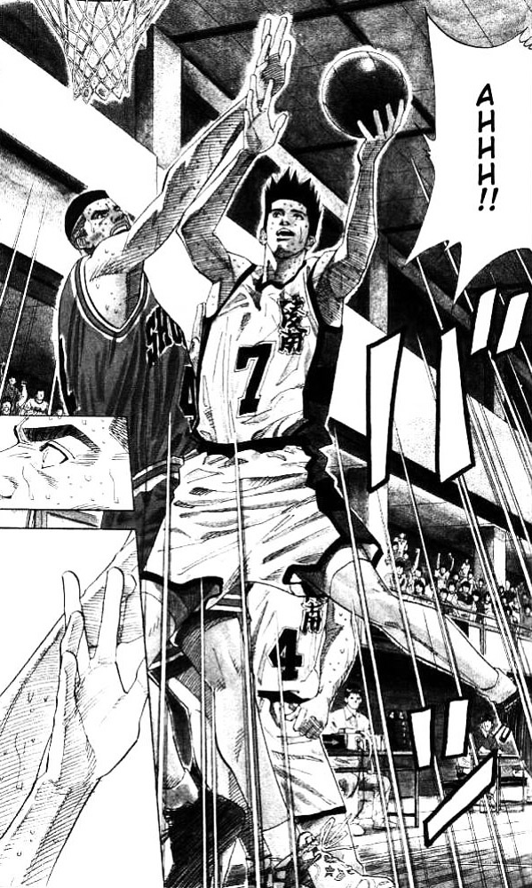 Slam Dunk Chapter 175  Online Free Manga Read Image 10