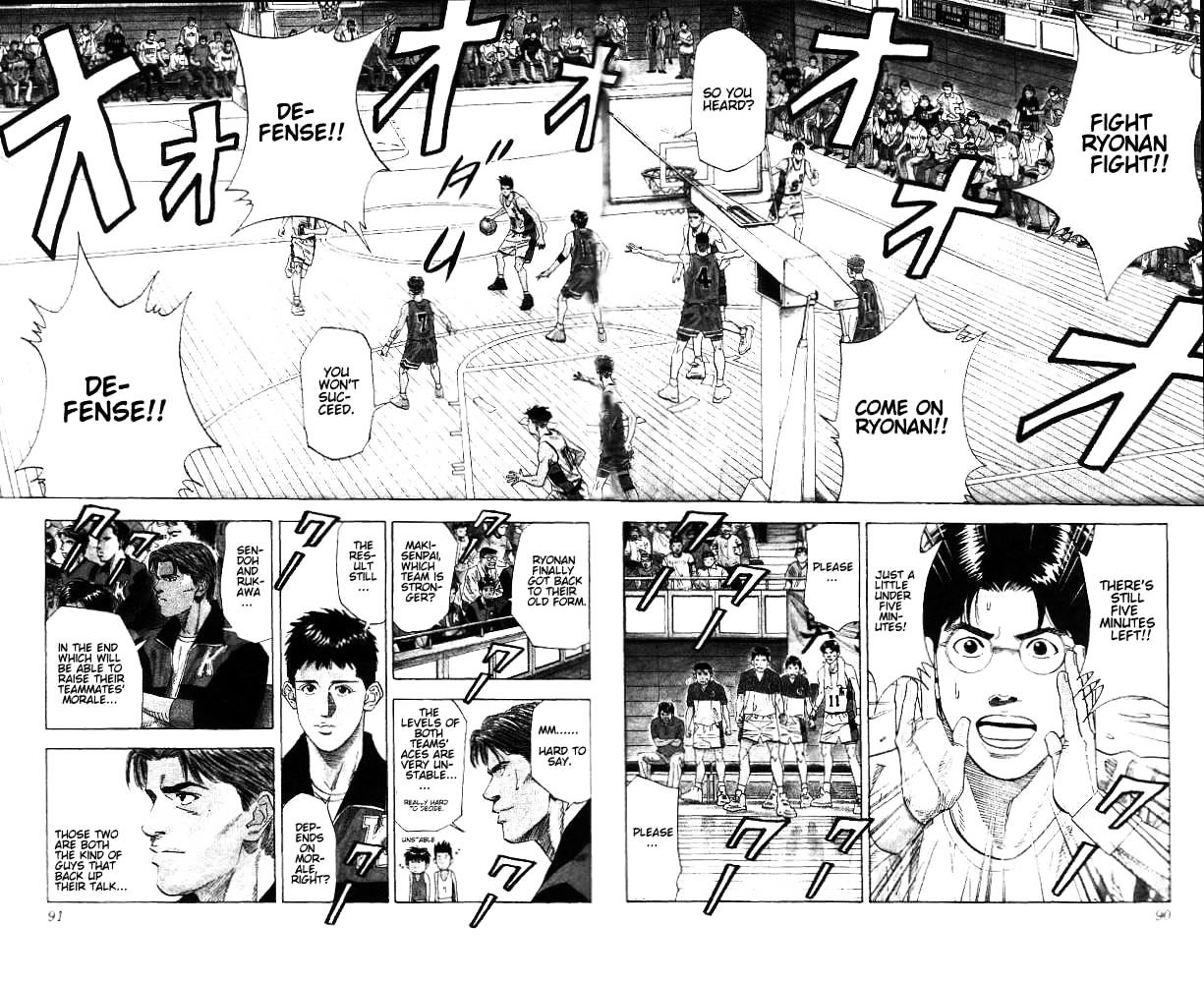 Slam Dunk Chapter 175  Online Free Manga Read Image 4