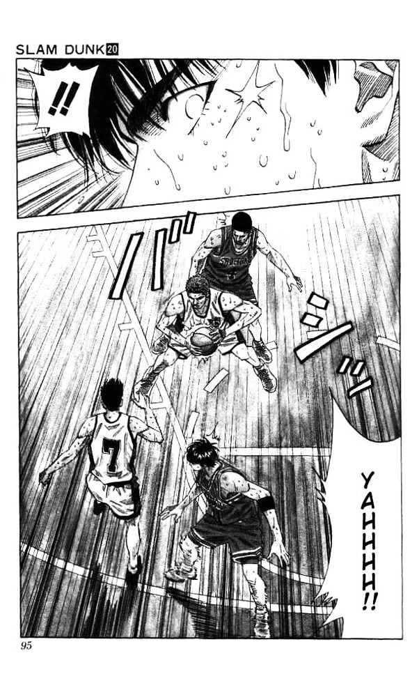 Slam Dunk Chapter 175  Online Free Manga Read Image 8