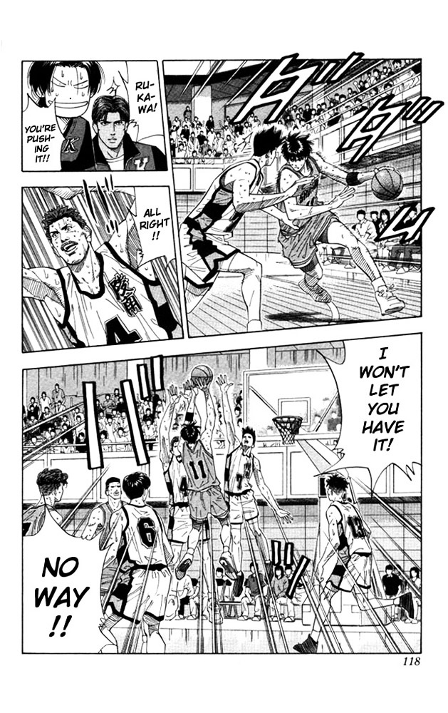 Slam Dunk Chapter 176  Online Free Manga Read Image 11