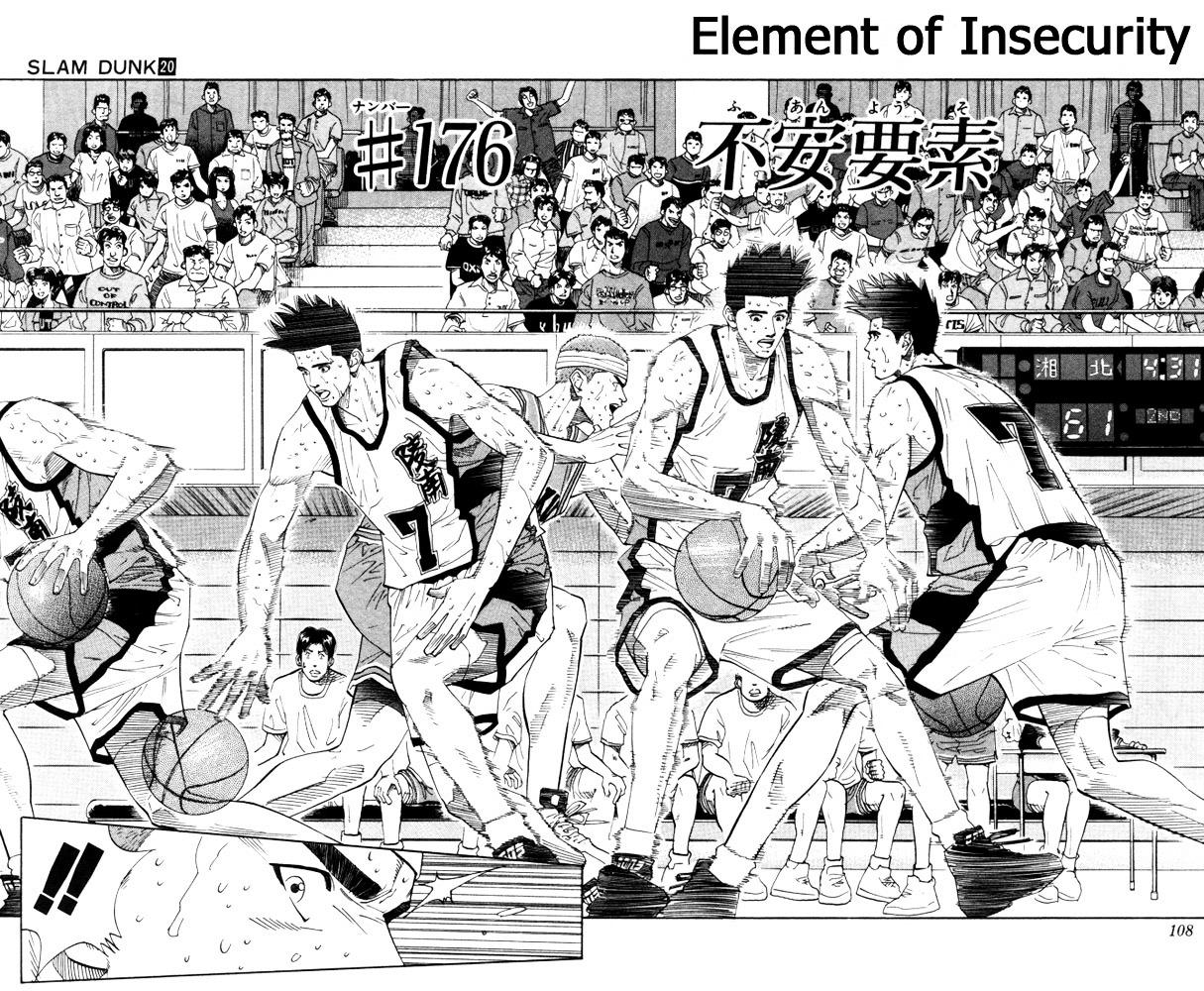 Slam Dunk Chapter 176  Online Free Manga Read Image 2