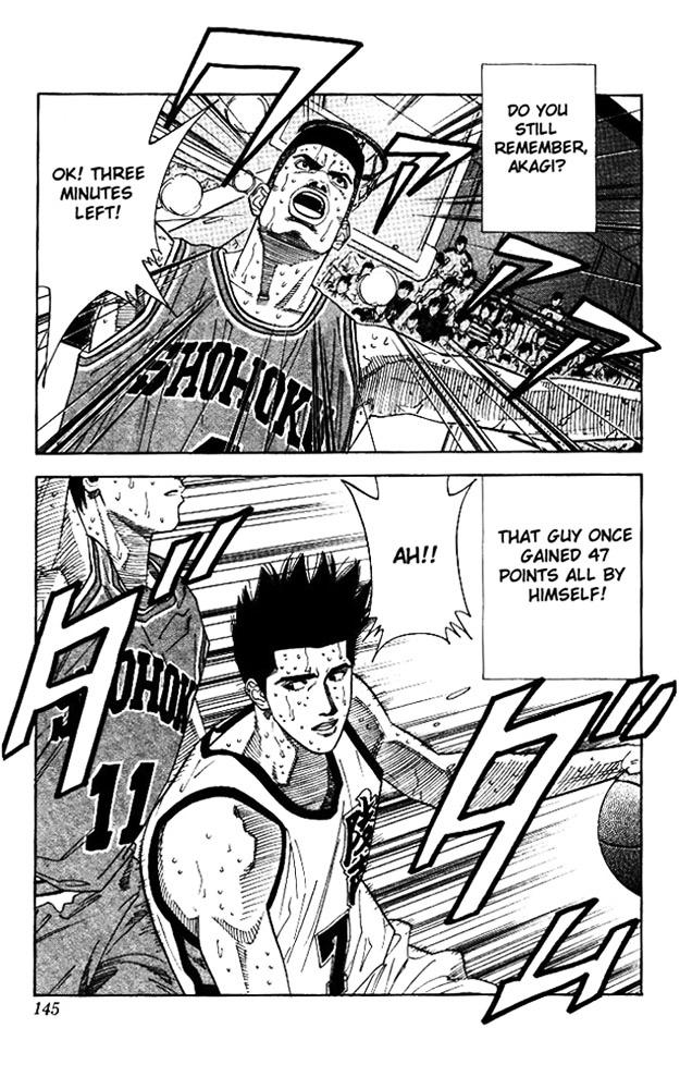Slam Dunk Chapter 177  Online Free Manga Read Image 19