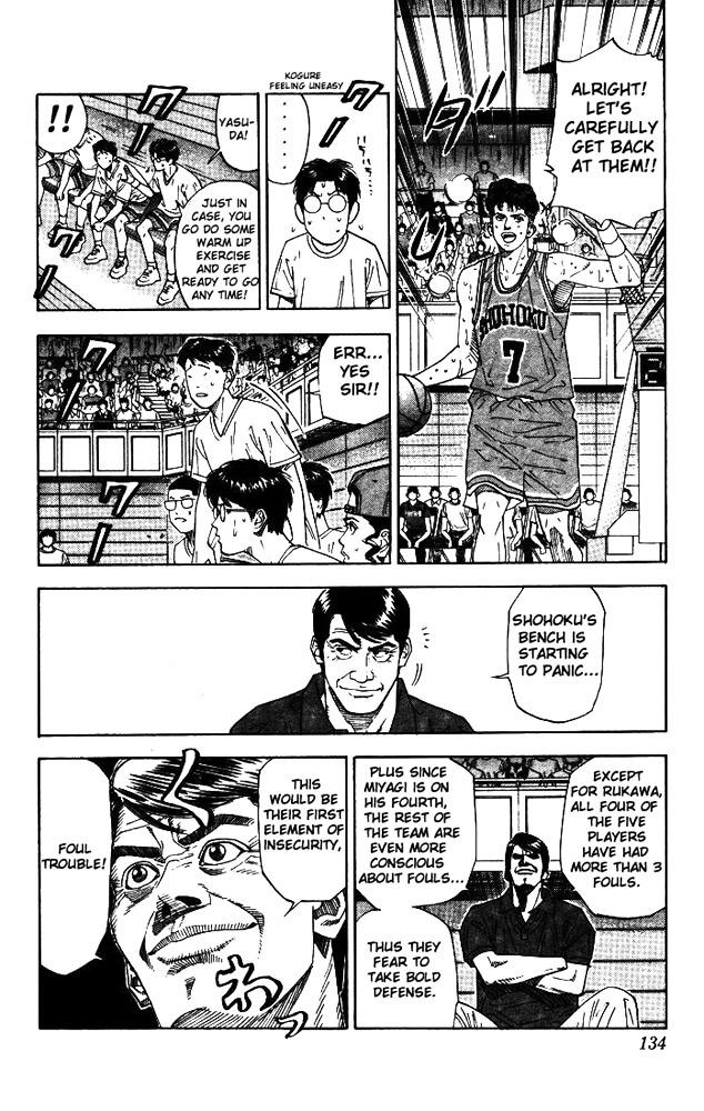 Slam Dunk Chapter 177  Online Free Manga Read Image 8