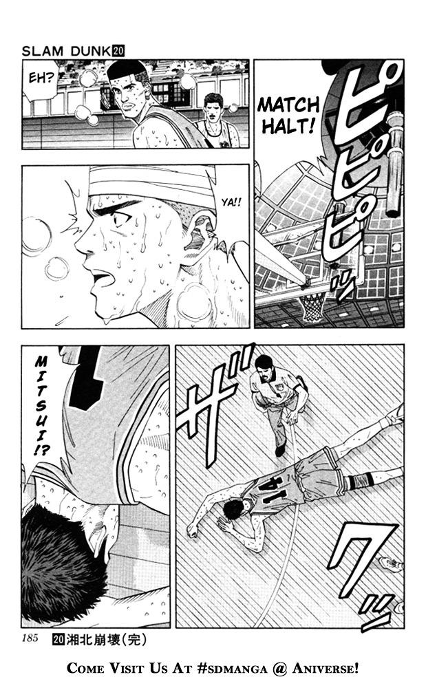 Slam Dunk Chapter 179  Online Free Manga Read Image 18