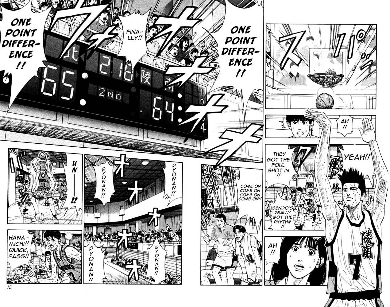 Slam Dunk Chapter 180  Online Free Manga Read Image 12