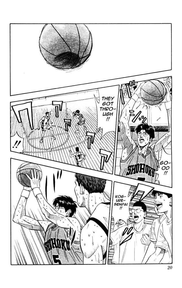 Slam Dunk Chapter 180  Online Free Manga Read Image 17