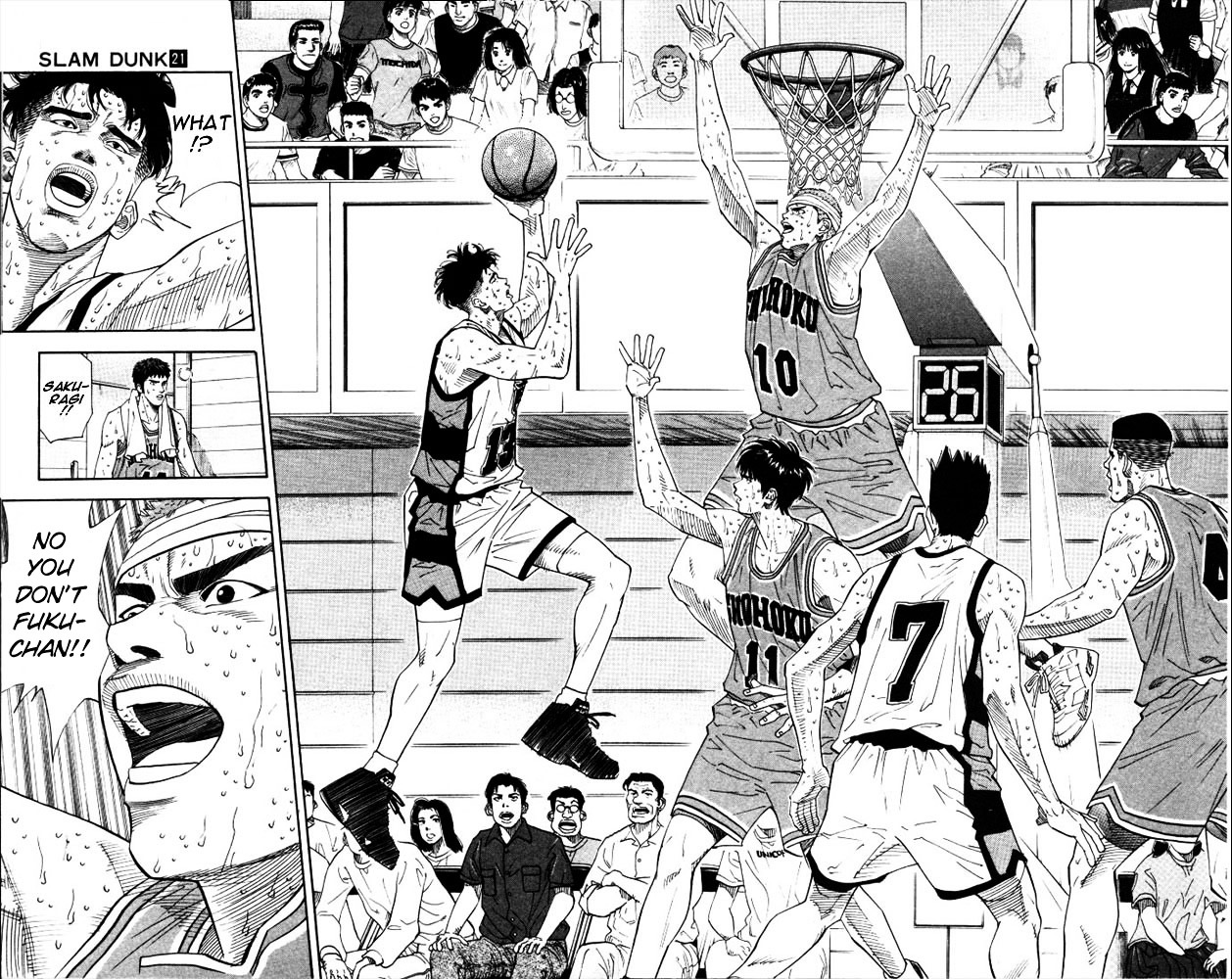 Slam Dunk Chapter 180  Online Free Manga Read Image 21