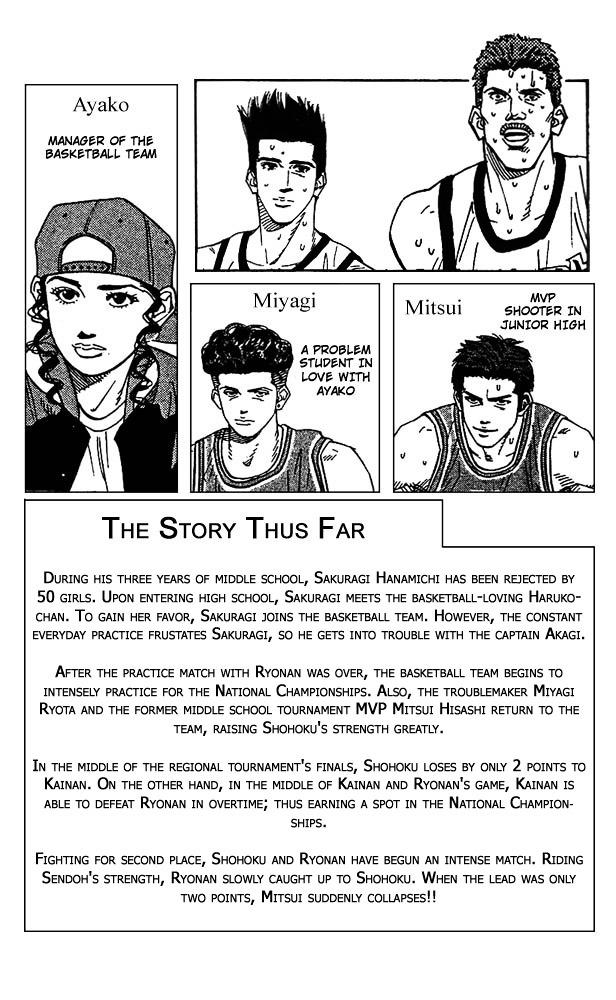 Slam Dunk Chapter 180  Online Free Manga Read Image 3
