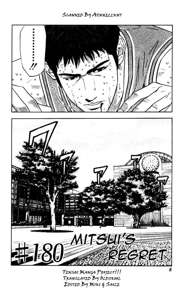 Slam Dunk Chapter 180  Online Free Manga Read Image 6