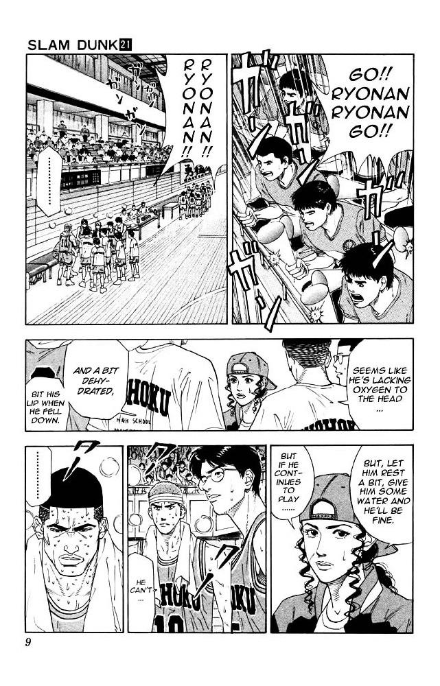 Slam Dunk Chapter 180  Online Free Manga Read Image 7