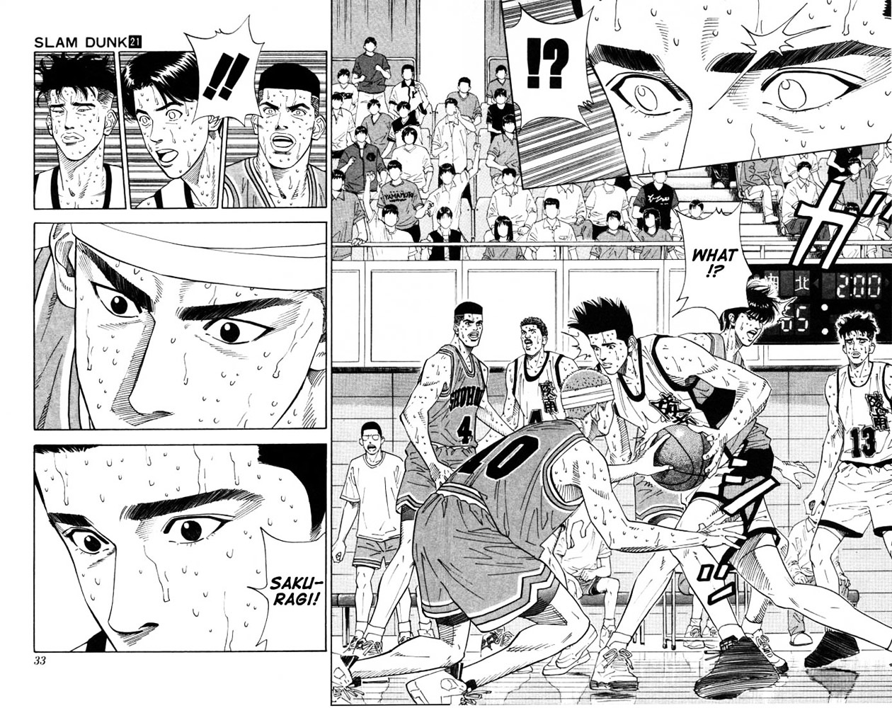 Slam Dunk Chapter 181  Online Free Manga Read Image 5