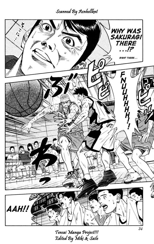 Slam Dunk Chapter 181  Online Free Manga Read Image 6