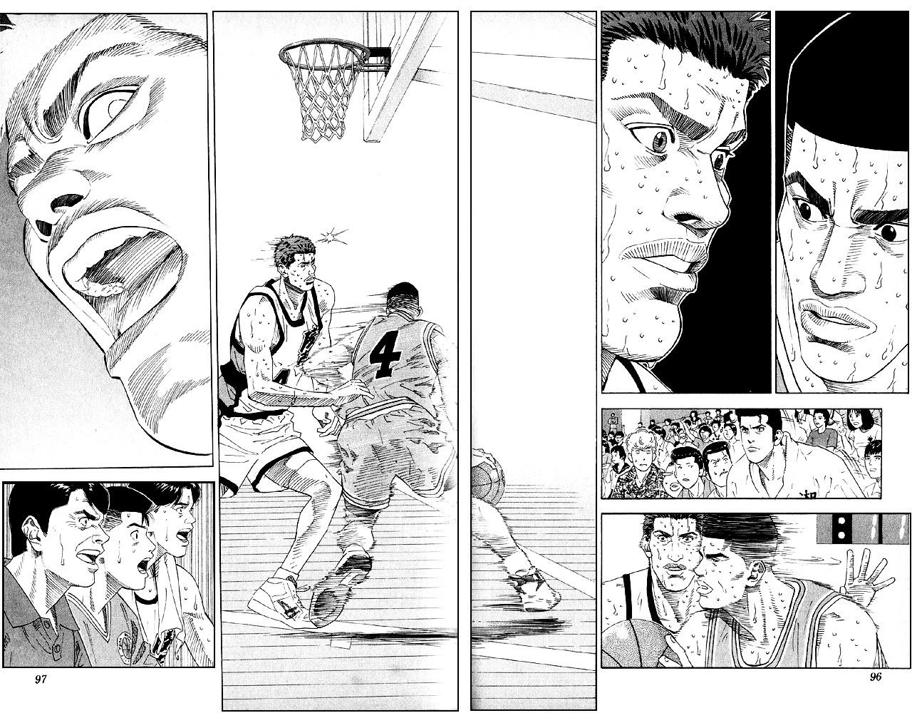Slam Dunk Chapter 184  Online Free Manga Read Image 10