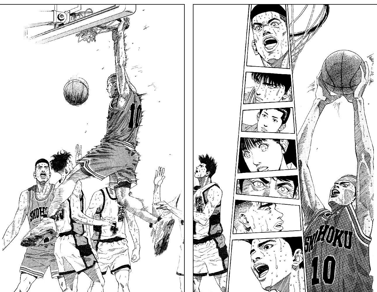 Slam Dunk Chapter 184  Online Free Manga Read Image 13