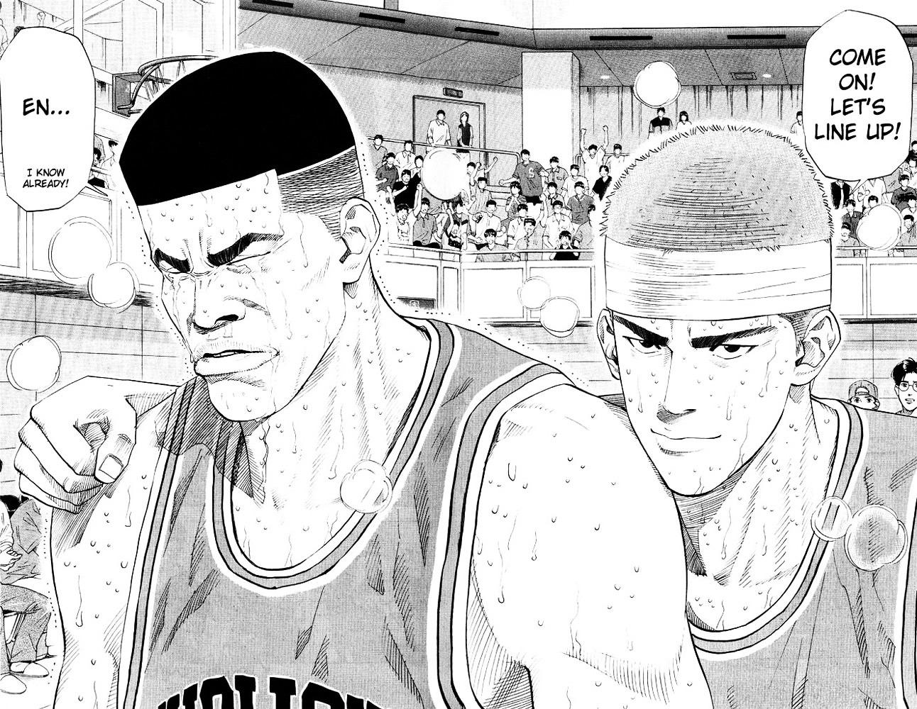 Slam Dunk Chapter 185  Online Free Manga Read Image 7