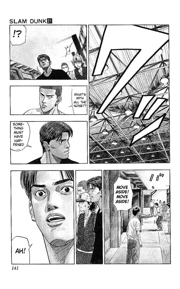 Slam Dunk Chapter 186  Online Free Manga Read Image 15