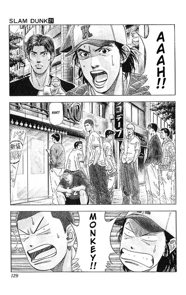 Slam Dunk Chapter 186  Online Free Manga Read Image 3