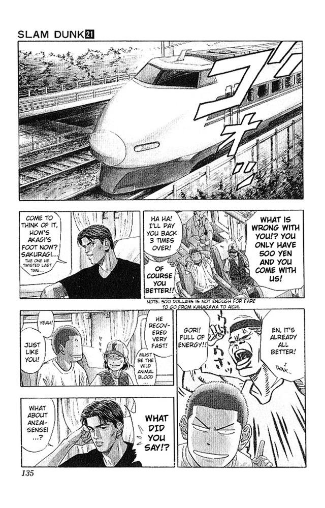 Slam Dunk Chapter 186  Online Free Manga Read Image 9