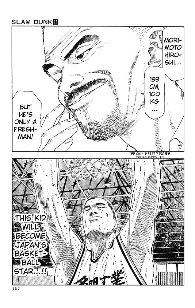 Slam Dunk Chapter 187  Online Free Manga Read Image 9