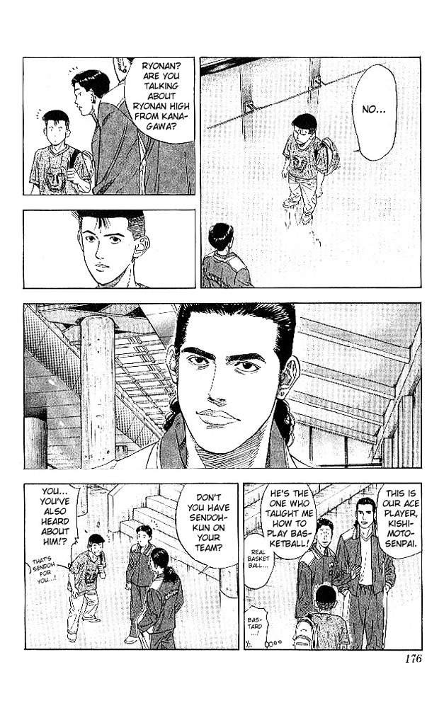Slam Dunk Chapter 188  Online Free Manga Read Image 10