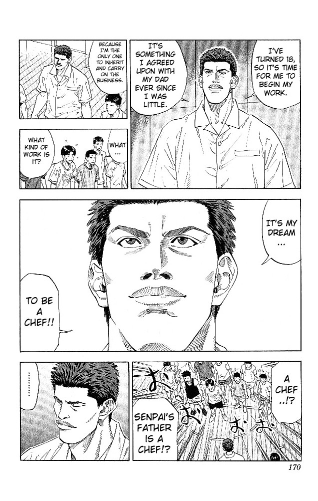 Slam Dunk Chapter 188  Online Free Manga Read Image 4