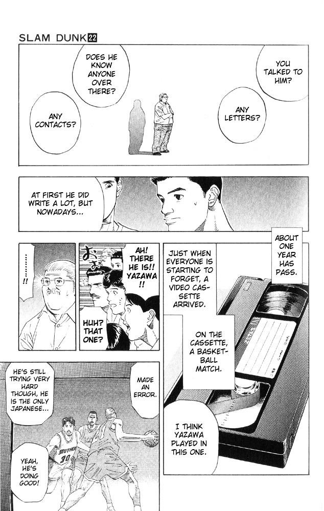 Slam Dunk Chapter 189  Online Free Manga Read Image 13