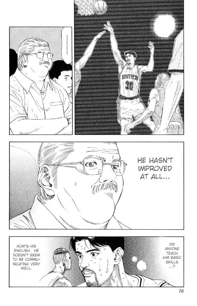 Slam Dunk Chapter 189  Online Free Manga Read Image 14