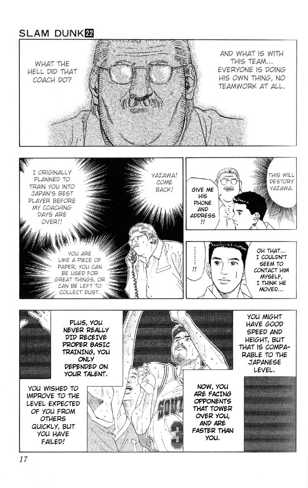 Slam Dunk Chapter 189  Online Free Manga Read Image 15