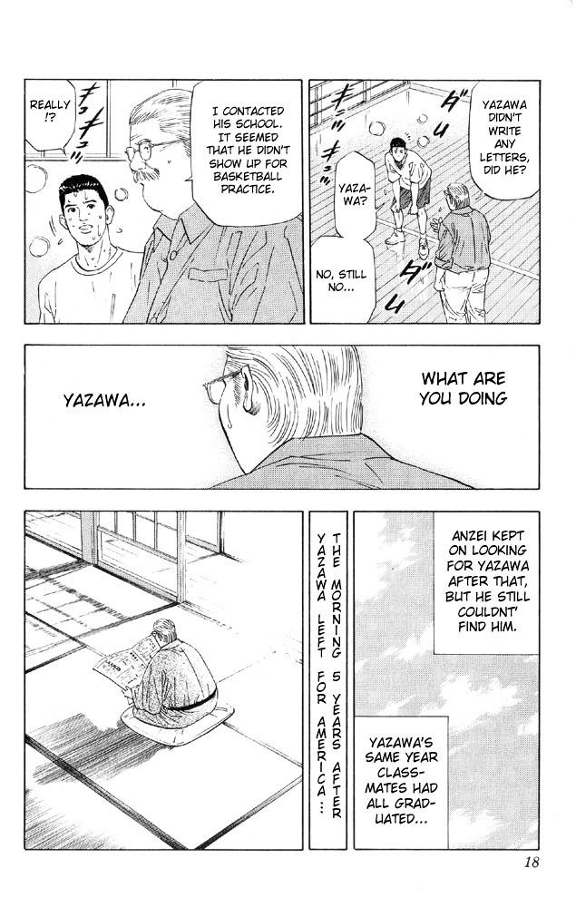 Slam Dunk Chapter 189  Online Free Manga Read Image 16