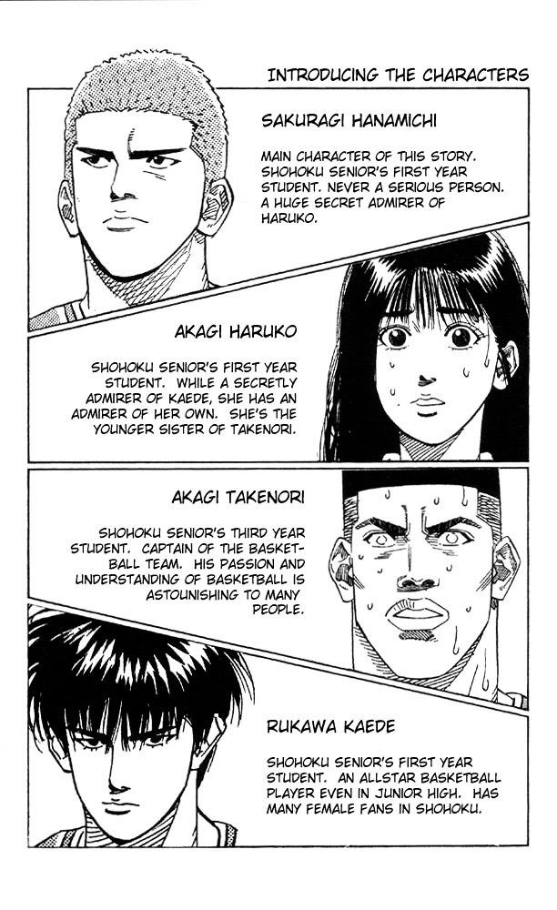 Slam Dunk Chapter 189  Online Free Manga Read Image 2
