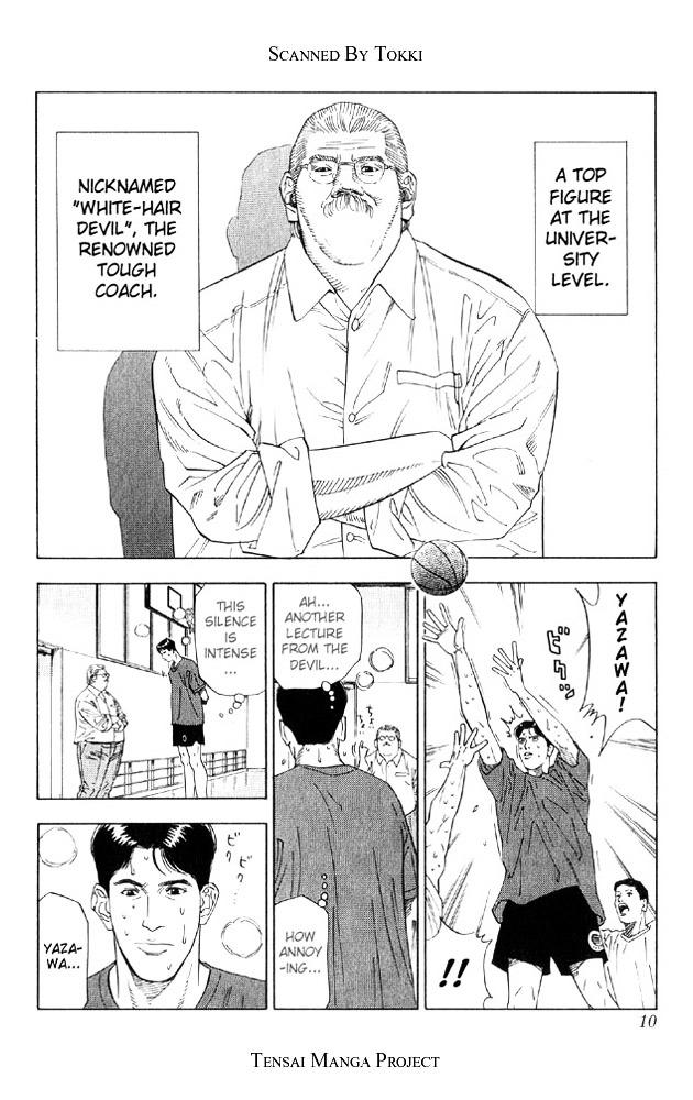 Slam Dunk Chapter 189  Online Free Manga Read Image 8