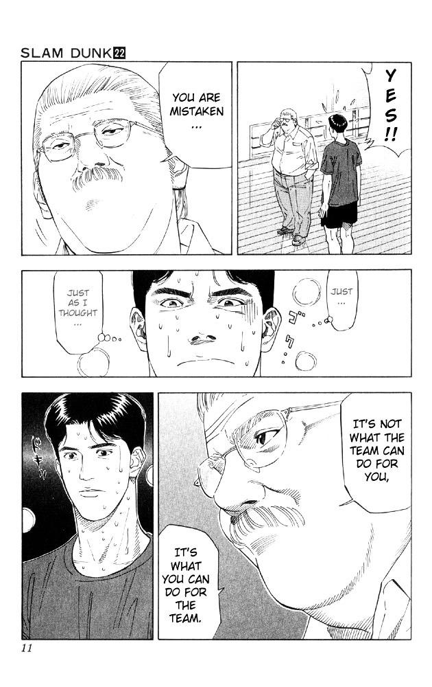 Slam Dunk Chapter 189  Online Free Manga Read Image 9