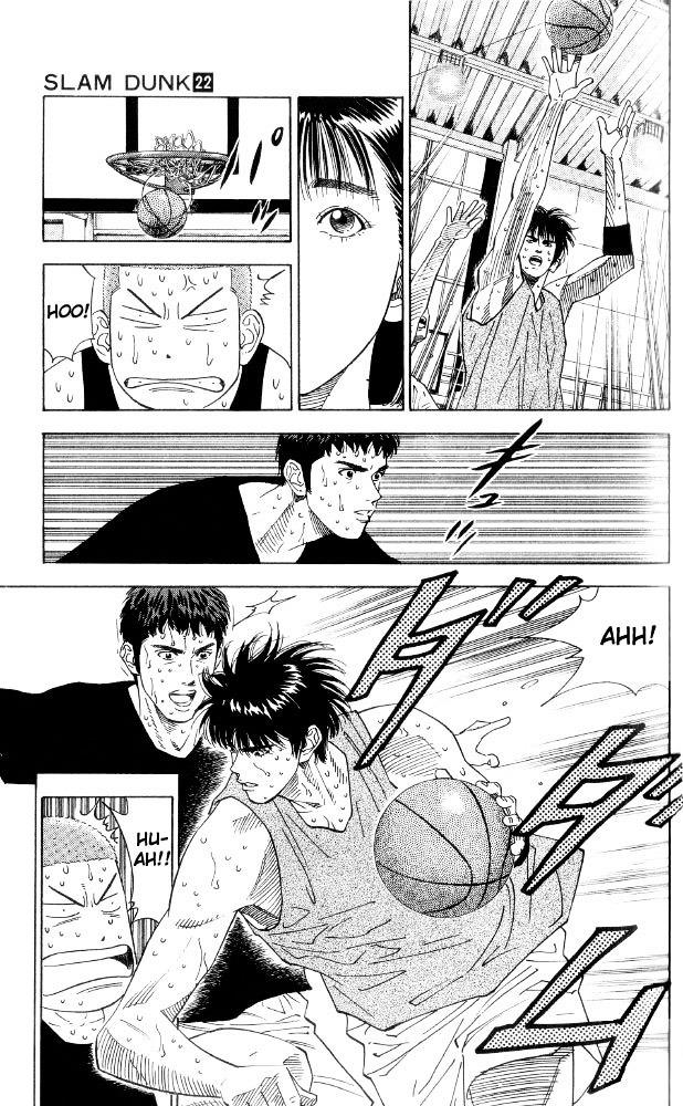 Slam Dunk Chapter 190  Online Free Manga Read Image 17