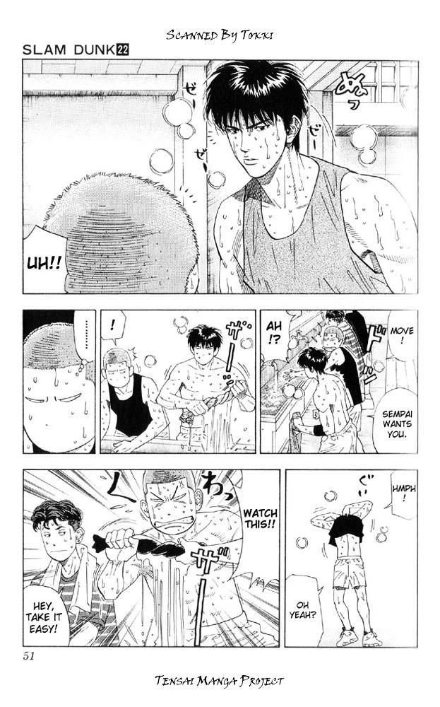 Slam Dunk Chapter 191  Online Free Manga Read Image 3