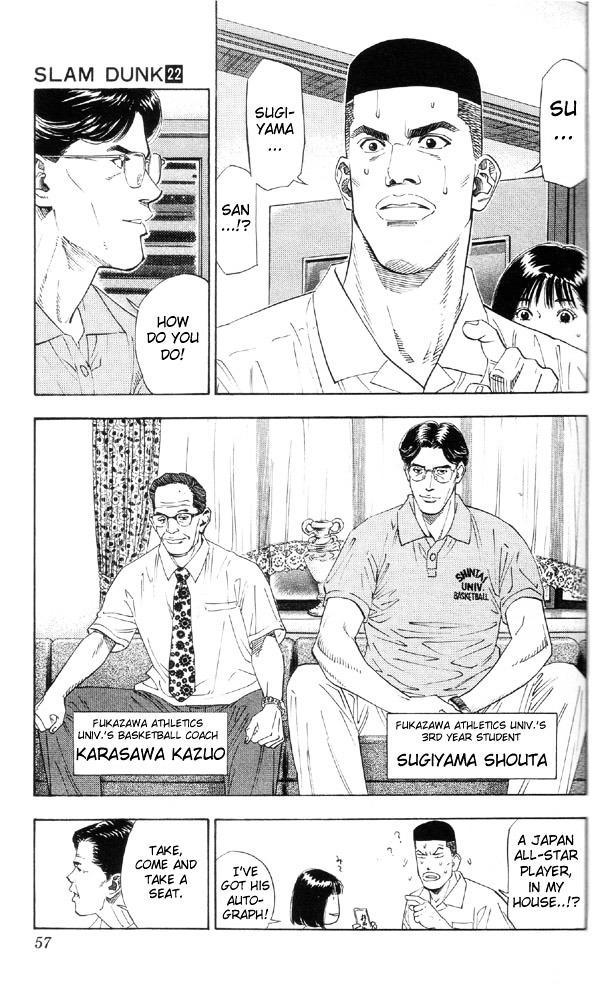 Slam Dunk Chapter 191  Online Free Manga Read Image 9
