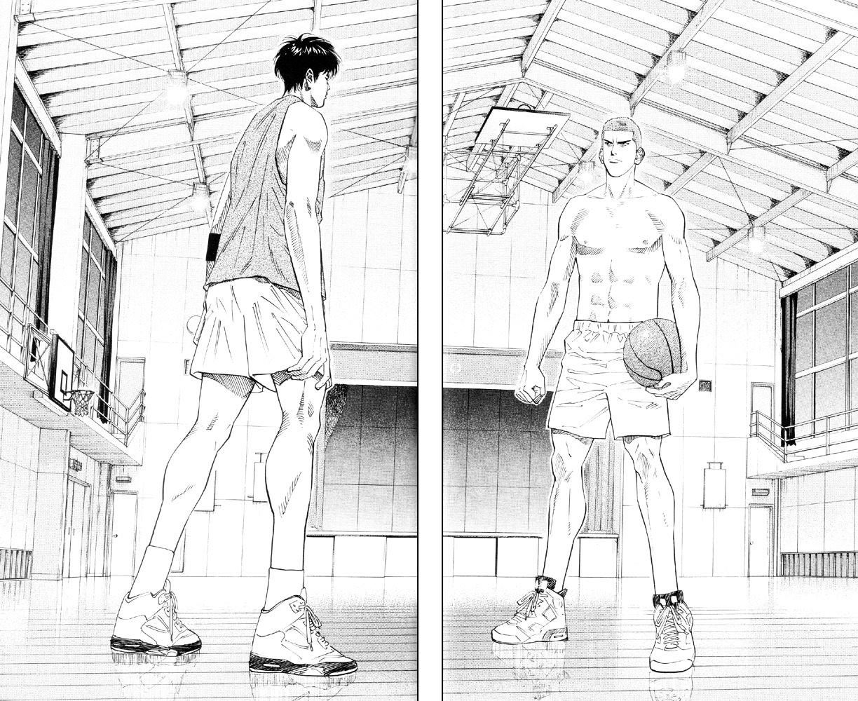 Slam Dunk Chapter 192  Online Free Manga Read Image 12