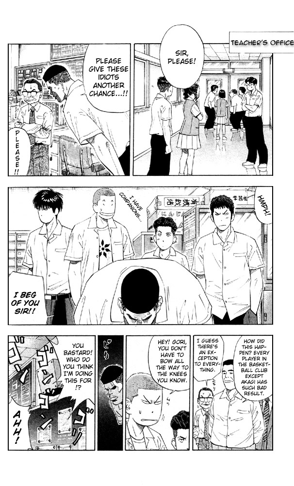 Slam Dunk Chapter 193  Online Free Manga Read Image 6