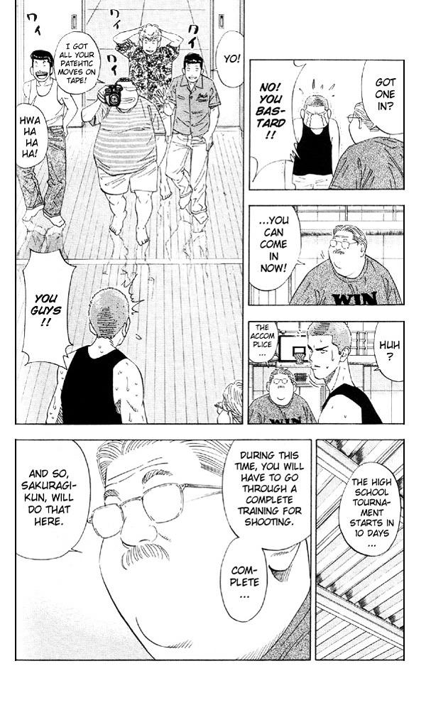 Slam Dunk Chapter 194  Online Free Manga Read Image 18