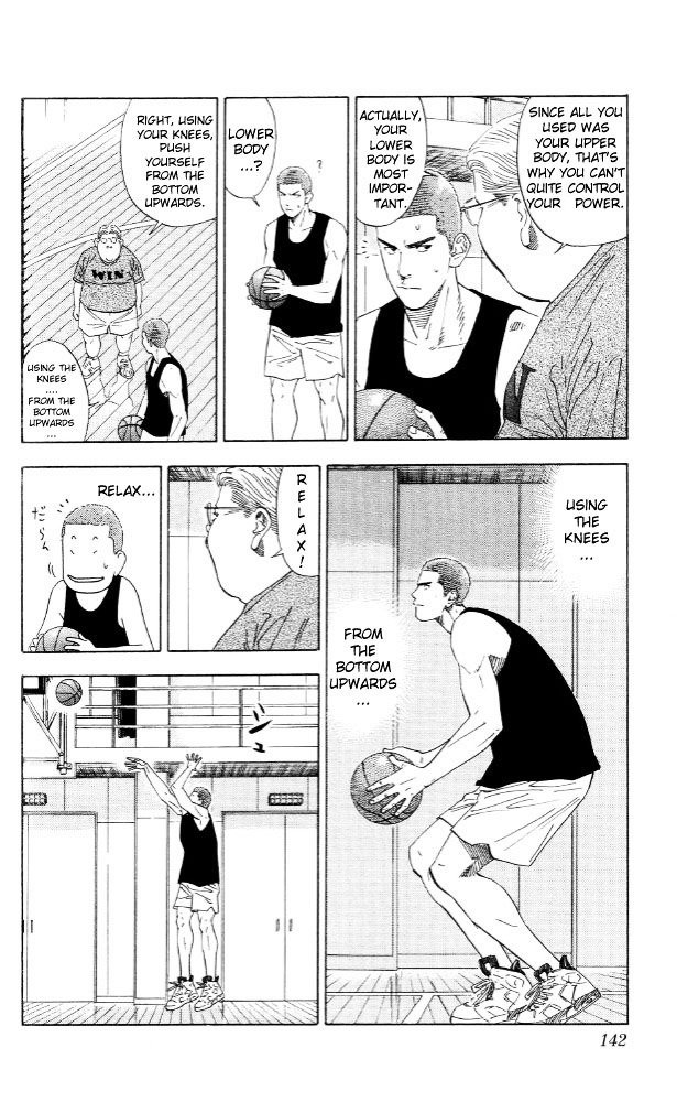 Slam Dunk Chapter 195  Online Free Manga Read Image 14