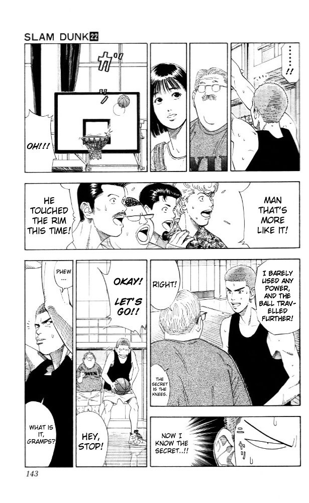 Slam Dunk Chapter 195  Online Free Manga Read Image 15